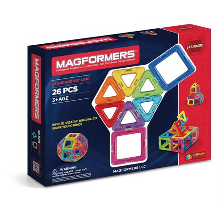 MAGFORMERS 26MCX