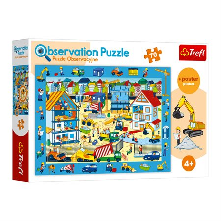 OBSERVATION 70 PCS CONSTRUCTION
