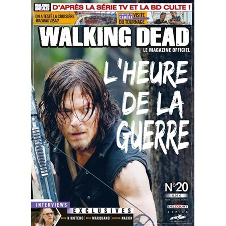 Walking dead : le magazine officiel, n° 20